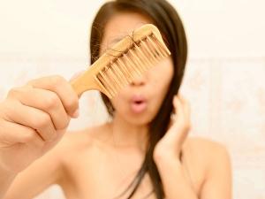 Intensive Hair Care Recipes Hair Fall