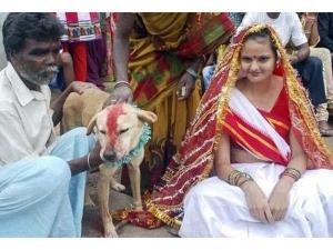 Unusual Indian Wedding Pictures