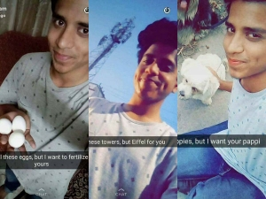 This Boy Made The Hilarious Breakup Snapchat Story