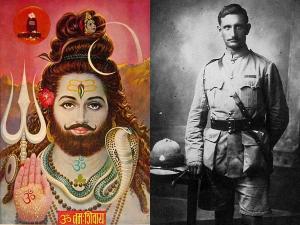 This British Officer 1879 Claimed That Shiva Like Yogi Saved