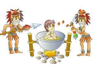 Yanomami Tribal People Who Use Drink Human Soup