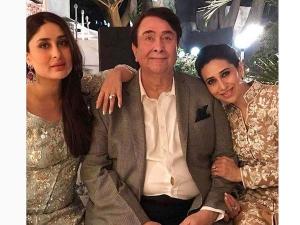 Kareena Kapoor Celebrates Her Dad S Birthday A Beautiful Manish Malhotra Piece
