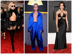 8 Hottest Women On The 2017 Grammy Awards Red Carpet