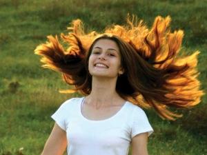 Ayurvedic Tips Grow Long Hair
