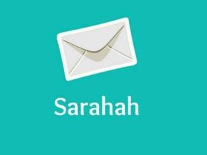 சாராஹாவின் விளைவுகள் பற்றி தெரியாமல் பயன்படுத்தி வரும் இளசுகள்! #Sarahah