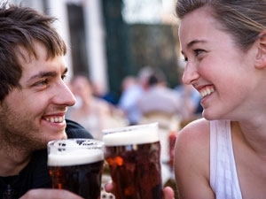 Drink Beer Lose Weight Aid