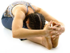 Benefits Paschimottanasana Aid