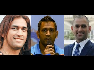 Dhoni S Hairstyles That Were Trend Setters Aid
