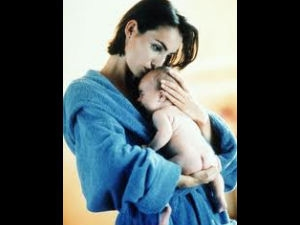 Postpartum Mood Disorder Stress After Delivery Aid