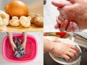 Ways Get Rid Garlic Onion Smell