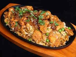 Special Chicken Briyani Recipe