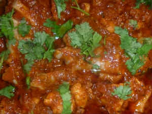 Tomato Chicken Gravy