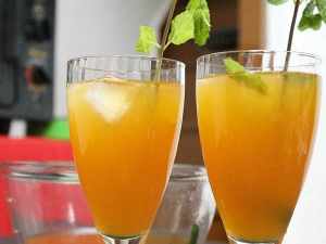 Tasty Mango Tea