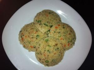 Delicious Oats Idli