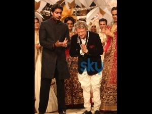 Ibfw 2013 Abhishek Bachchan On Day