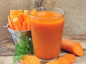 Health Benefits Carrots Men