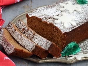 Ginger Bread Loaf Cake Recipe