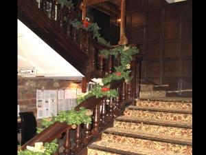 Christmas Decor Staircases