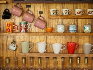 Steps To Organise Your Kitchen Shelf