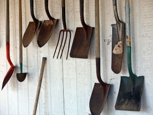 How To Remove Rust From Garden Tools.html