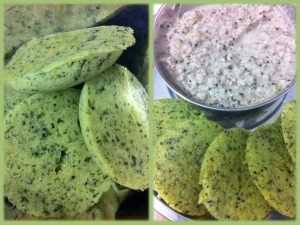 Methi Idli Recipe Breakfast