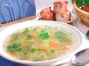 Carrot Beans Soup