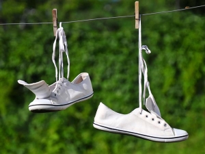 Clean White Shoes At Home Tips