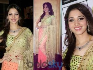 Gorgeous Tamanna Arpita Mehta Saree