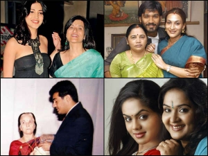 Indian Celebrities With Their Mothers Mothers Day Spl