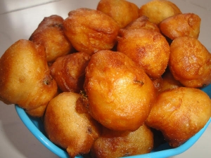 Sweet Mangalore Bonda