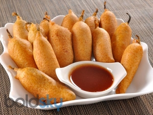 Mirchi Bajji Spicy Snack Recipe