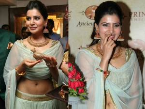 Samantha Looks Gorgeous Ritika Mirchandani