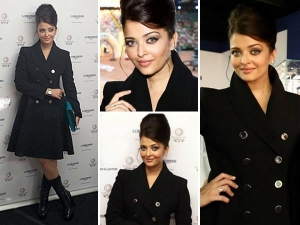 Aishwarya Rai Wears Gucci Commonwealth Opening Ceremony 2014