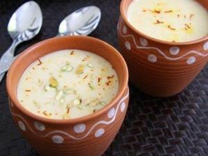 Basundi Special Sweet Recipe Aadi Amavasya
