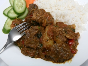 Hyderabad Mutton Masala Ramzan Special