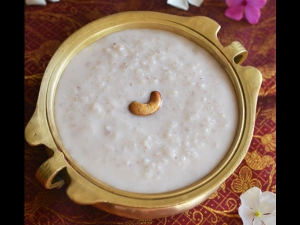 Kerala Paal Payasam Recipe