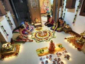 Spice Up Your Diwali Staycation
