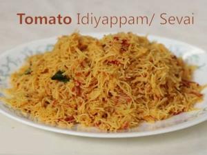Tomato Idiyappam