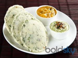 Healthy Corn Idli Recipe
