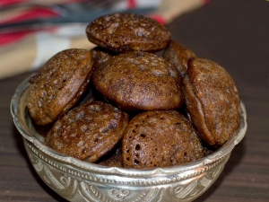 Sweet Ragi Paniyaram Recipe