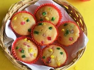 Tutti Frutti Cupcake Christmas Special