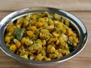 Cluster Beans Poriyal