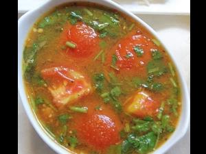 Bachelor Rasam Easy Tomato Rasam Recipe