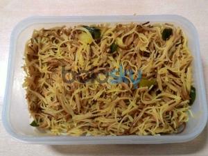 Simple Semiya Upma Recipe