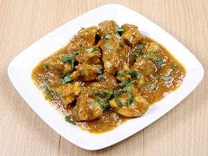 Thirunelveli Style Chicken Curry