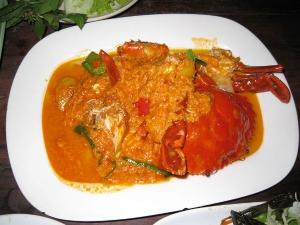 Chettinad Crab Curry Recipe