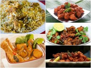 Andhra Chicken Recipes