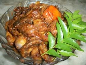 Chettinad Mushroom Recipe