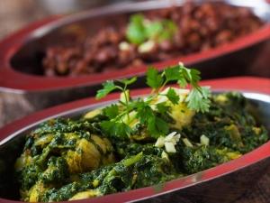 Murg Dhania Korma Recipe