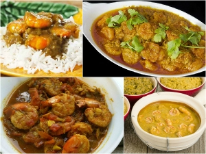 Different Style Prawn Curry Recipes